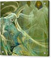 The Three Guardians Acrylic Print