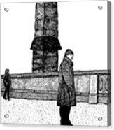 The Tower Acrylic Print