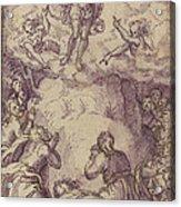The Transfiguration Acrylic Print