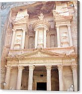 The Treasury - Jordan Acrylic Print