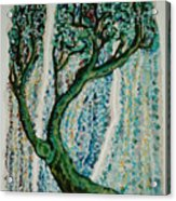 The Tree Energy Acrylic Print