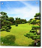 The Tree Garden Acrylic Print