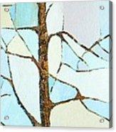 The Tree Sky Song Acrylic Print