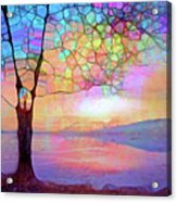 The Tree That Understands Acrylic Print