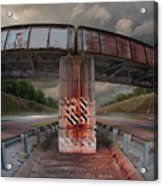 The Trestle With The Pestle Acrylic Print