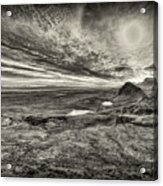 The Trotternish Ridge No. 3 Acrylic Print