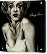 The True Marilyn Acrylic Print