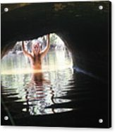 The Tunnel 6 Acrylic Print
