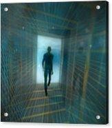 The Tunnel Acrylic Print