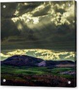 The Twisted Sky Acrylic Print