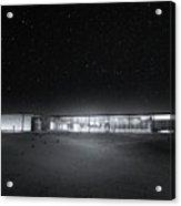 The Ufo Diner Acrylic Print