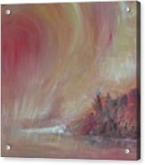 The Universe Acrylic Print