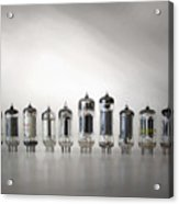 The Vacuum Tube Acrylic Print