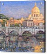 The Vatican Acrylic Print