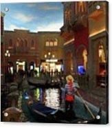 The Venetian Acrylic Print