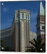 The Venetian, Las Vegas Acrylic Print