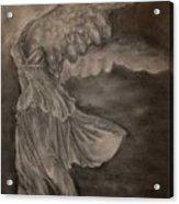 The Victory of Samothrace Acrylic Print
