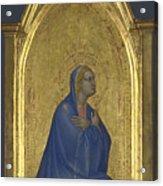 The Virgin   Left Pinnacle Panel Acrylic Print