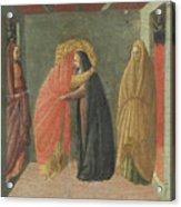 The Visitation Acrylic Print