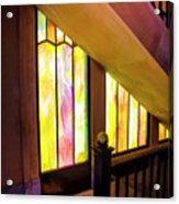 The Vista Stairway Acrylic Print