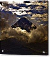 The Volcano Acrylic Print