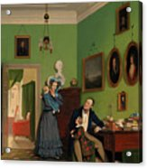The Waagepetersen Family Acrylic Print