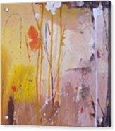 The Wallflowers Acrylic Print