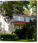 The Waln House Acrylic Print