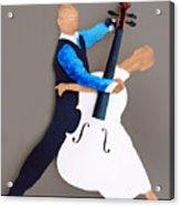 The Waltz Acrylic Print