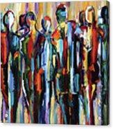 The Wanderers, Good People Series, Pure Justus Acrylic Print