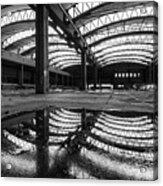The Warehouse Acrylic Print