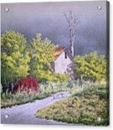 The Warm Glow Of Summer Acrylic Print