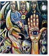 The Watchers Acrylic Print