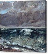 The Wave 1867  Acrylic Print