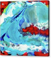 The Wave #2 Acrylic Print