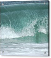 The Wave De Acrylic Print