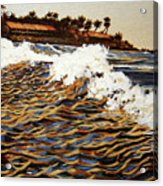 The Wave Acrylic Print