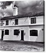 The Weavers Arms, Fillongley Acrylic Print