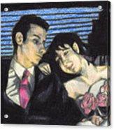 The Wedding Gift Acrylic Print