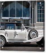 The Weddingmobile Acrylic Print