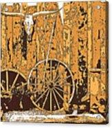 The West - Wall Art Acrylic Print
