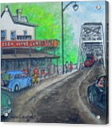 The West End Carryout At The Bridge Acrylic Print