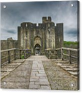 The West Gatehouse 2 Acrylic Print