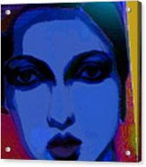 The Widow Acrylic Print