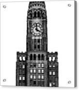 The Williamsburgh Savings Bank Tower, Brooklyn New York Acrylic Print