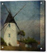 The Windmill Acrylic Print
