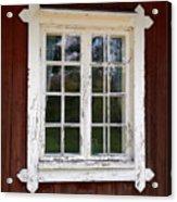 The Window 1 Acrylic Print