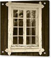 The Window 2 Acrylic Print