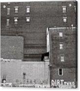 The Windows Of Manhattan-1 Acrylic Print