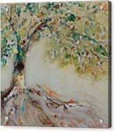The Wisdom Tree Acrylic Print